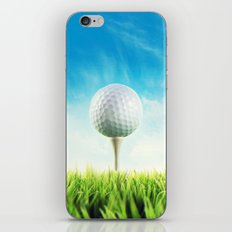 GOLF iPhone & iPod Skin