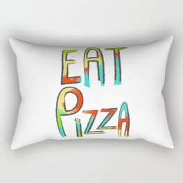 Pizza Rectangular Pillow