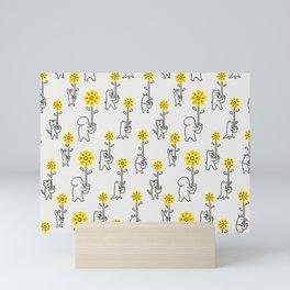 Seed of Hope (Pattern) Mini Art Print