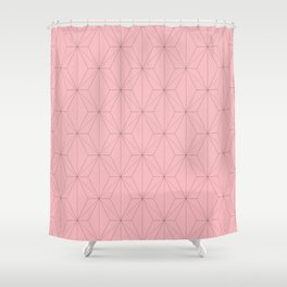 Haori: Sixstar Shower Curtain