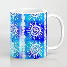 Beach Tie Dye Coffee Mug