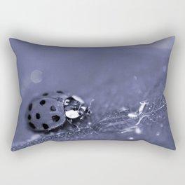 Lady Bug Rectangular Pillow