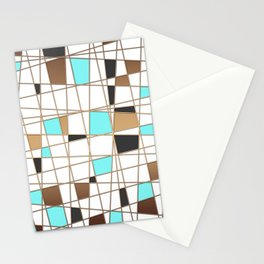 Abstract background 20 Stationery Cards