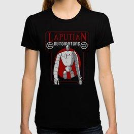 Laputian Automatons T-shirt