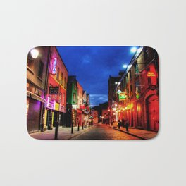 temple bar Bath Mat