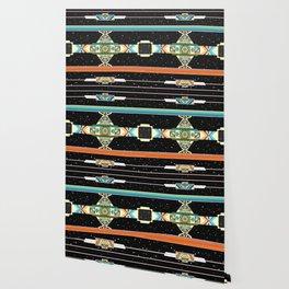 Espacio Serape Wallpaper