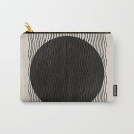 Woodblock Paper Art Carry-All Pouch