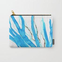 Oak Island Seaweed Carry-All Pouch