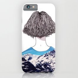 Live Well iPhone Case