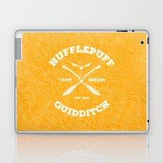 Hufflepuff Quidditch Laptop & iPad Skin