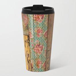 Barroco Style Travel Mug