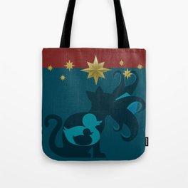 Duck, Duck, Goose Tote Bag