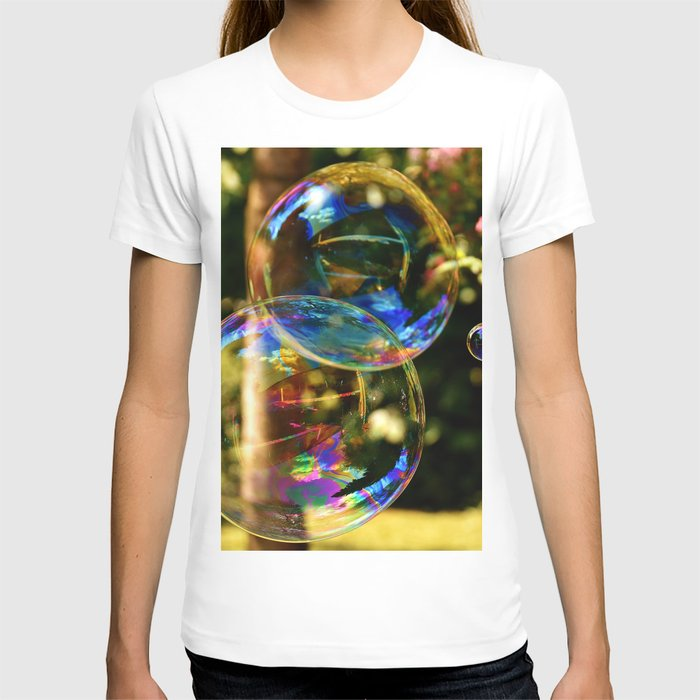 Bubbles   Bulles T-shirt