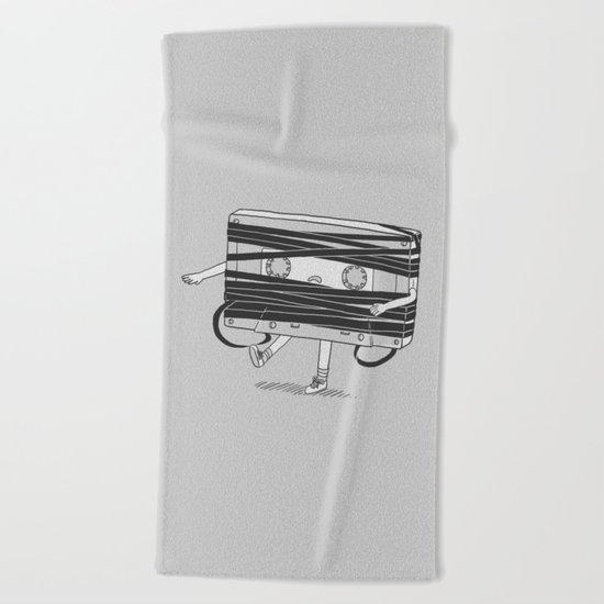 The Mummy Return Beach Towel