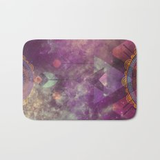 Magical Bohemian Bath Mat