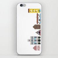 portugal iPhone & iPod Skins featuring Portugal by Jessica Triana