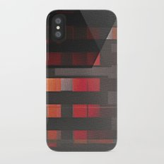 Color wrap iPhone X Slim Case