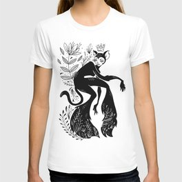 The Cat Kitten Queen T-shirt