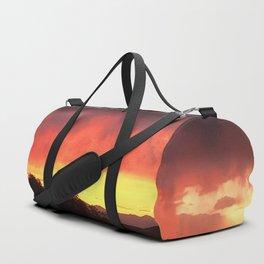 Santa Fe Sky Duffle Bag