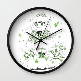 YG67 Wall Clock