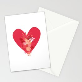 Feelings (Pink) Stationery Cards