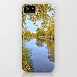 Autumn On Beaver Creek 3 iPhone Case