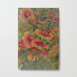 Spring Breeze Metal Print