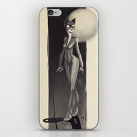 catwoman iPhone & iPod Skins featuring Catwoman by animatorlu