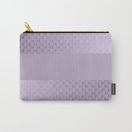 Lilac mother of pearl Carry-All Pouch