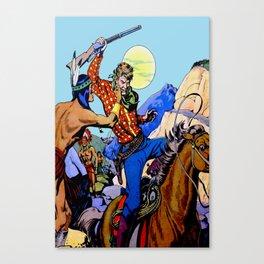 Western II Canvas Print