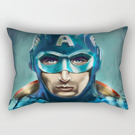 The Patriot Rectangular Pillow
