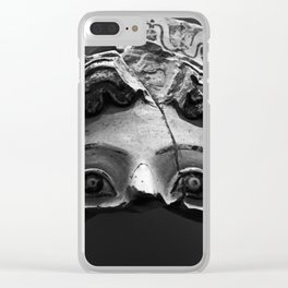 # 254 Clear iPhone Case