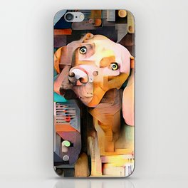 Nothin' But A Hound Dog iPhone Skin