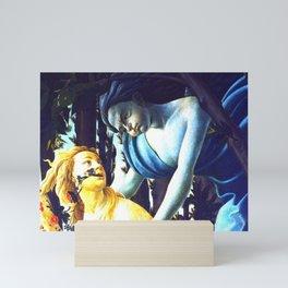 "Sandro Botticelli ""Spring"" Zephyr and Chloris Mini Art Print"