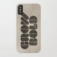 GROW BOLD Slim Case iPhone X