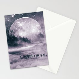 The Cloud Passengers Stationery Cards