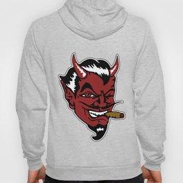 Retro devil head Hoody