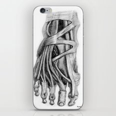 Foot iPhone & iPod Skin