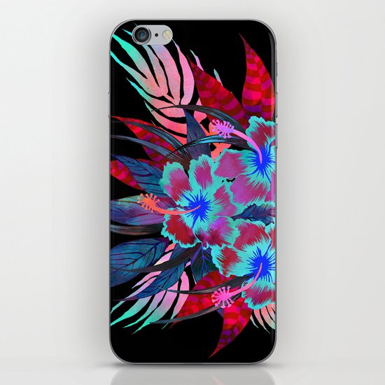 Leilani iPhone & iPod Skin