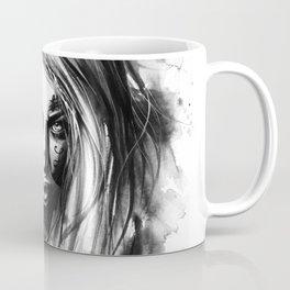 Tattooed babe Liz Coffee Mug