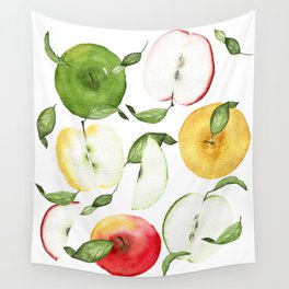 How Ya Like Them Apples Wall Tapestry