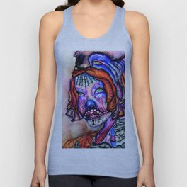 MASK OFF Unisex Tank Top