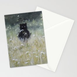 Nature Spirit - painting Stationery Cards