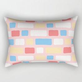 bricks (3) Rectangular Pillow