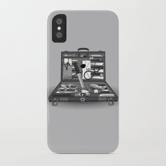 Lost Souvenirs iPhone Case