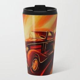 Classic Car - Retro Cars Travel Mug