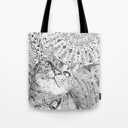 Mandala008 Tote Bag
