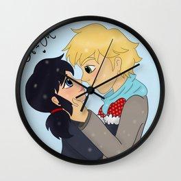 Adrienette Wall Clock