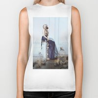 rapunzel Biker Tanks featuring Rapunzel by Rose's Creation