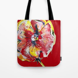 FLOWER WIFEY Tote Bag